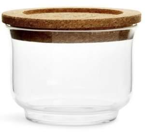 Sagaform Inc Nature Glass Jar, Small