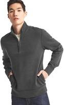 Gap Sun wash half-zip sweatshirt