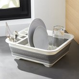 Crate & Barrel Madesmart ® Collapsible Dish Rack