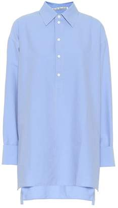 Acne Studios Cotton oxford shirt