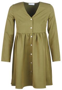 Betty London J.PRETTY TIME women's Dress in Kaki