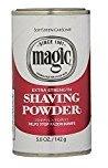Magic Shaving Powder, Extra Strength - 5 oz by