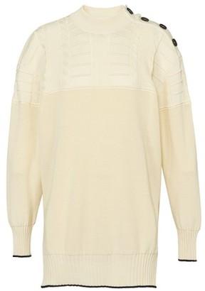 Uniforme Oversized sailor sweater