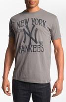 New York Yankees 47 Brand 'New York Yankees - Flanker' T-Shirt