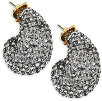 Kate Spade Clay Pave Stone Stud Earrings