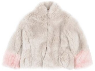 Trussardi JUNIOR Faux fur
