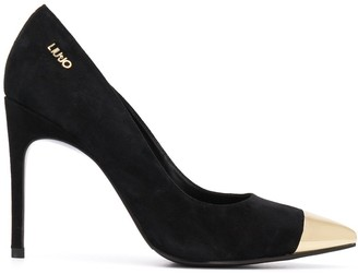 Liu Jo Metal Tip Decollete Pumps