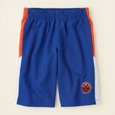 Children's Place NY Knicks mesh shorts