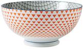 Torre & Tagus Kiri Large Scalloped Bowl