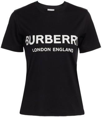 Burberry Shotover Slim-Fit Logo T-Shirt