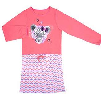 Camilla And Marc Akissi Girls' Nightdress - Size - 8/10 Years (128/140 cm)
