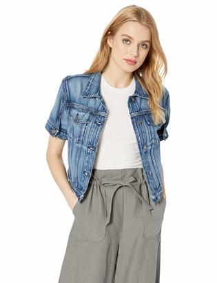 Hudson Women's Ruby Contour Jean Jacket