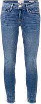 Frame Le Skinny de Jeanne cropped jeans - women - Cotton/Polyester/Spandex/Elastane - 27