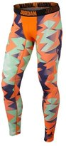 Jordan Mens Dri-Fit Nike All Season Retro 7 Training Tights- (S)