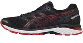 Asics Mens GT 3000 5 Stability Running Shoes Black/Red Alert
