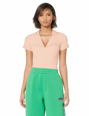 Puma Women's Fenty Polo Collar Bodysuit