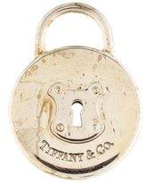 Tiffany & Co. Round Lock Charm