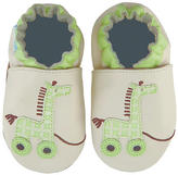 Robeez Boys Giraffe Pull Toy Slipper