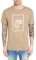 Obey Men's No One's Flower Graphic T-Shirt