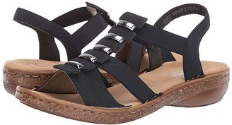Rieker 62850-14 (Pazifik) Women's Shoes