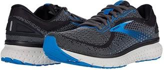 Brooks Glycerin 18 (Black/Ebony/Blue) Men's Running Shoes