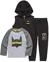 Batman 3-pc. Pattern Pant Set Boys