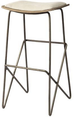 Mercana Home Furniture & Decor Katniss 30In Total Height Seat Stool