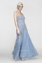 Scala A13013 Dress In Sky Blue