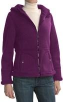 Weatherproof Cozy Bonded Fleece Jacket (For Women)
