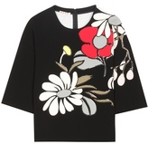 Marni Sequinned Cotton Top