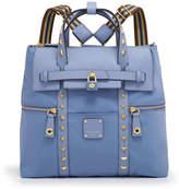Henri Bendel Jetsetter Convertible Star Studded Backpack