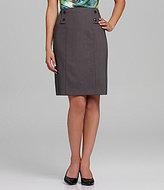 Alex Marie Dakota Grey Skirt