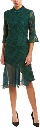 ONEBUYE Midi Dress