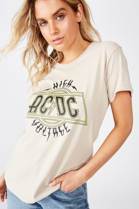 Cotton On Classic Acdc T Shirt