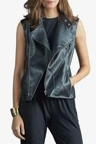 Tart Collections Faux Leather Vest