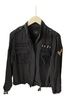 Rails Navy Cotton Jackets