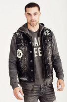 True Religion Jimmy Mens Vest