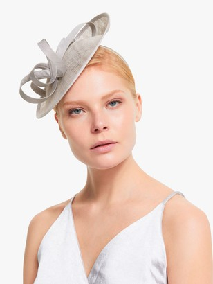 John Lewis & Partners Beatrice Loop Disc Occasion Hat