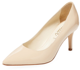 Butter Shoes Champagn Patent Leather Pump