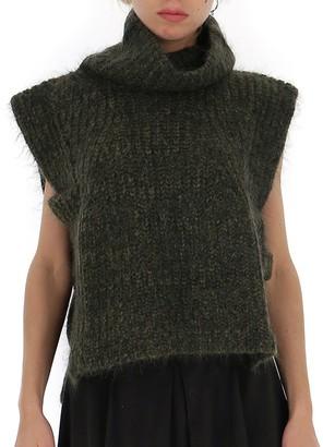 Etoile Isabel Marant High Neck Knit Vest