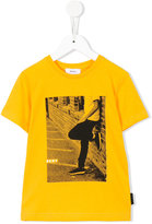 DKNY printed T-shirt - kids - Cotton - 4 yrs