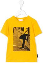 DKNY printed T-shirt - kids - Cotton - 6 yrs