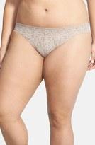 Hanky Panky 'Vikini' Bikini (Plus Size)