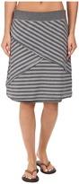 Exofficio Wanderlux Stripe Reversible Skirt
