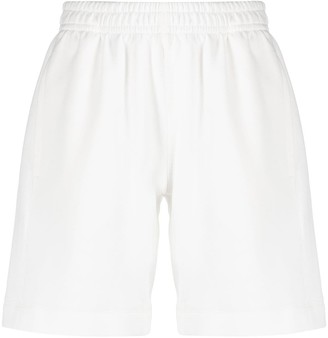 Styland Organic Cotton Knee-Length Shorts