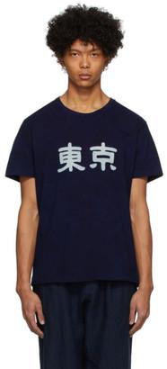 Blue Blue Japan Blue Tokyo Bassen T-Shirt