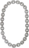 MARISSA COLLECTIONS DIA Pave Diamond Chain Link Necklace