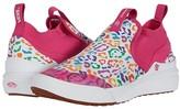 Vans Kids XtremeRanger (Big Kid) ((Rainbow Leopard) Fuchsia Purple/True White) Girls Shoes