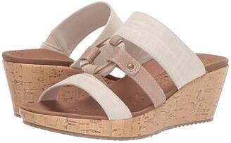 Skechers Beverlee - Sail Away (Natural) Women's Sandals