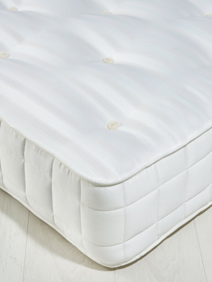 John Lewis & Partners Classic Collection Luxury Support 1200 Pocket Spring Mattress, Soft/Medium Tension, Single